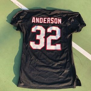Reebok Shirts | Vintage Jamal Anderson Nfl Atlanta Falcons Jersey  free shipping